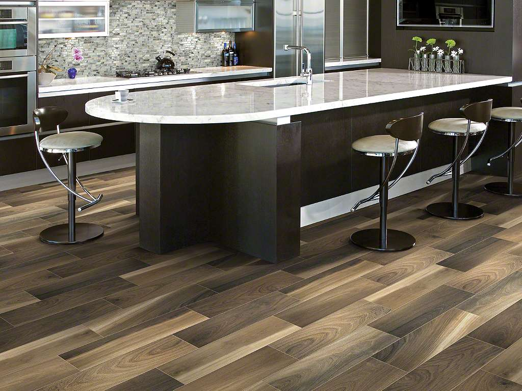 Shaw Flooring Independence Tobacco Tile